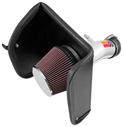 K&N 77-3089KP air intake for 2015-2016 Chevy Colorado and GMC Canyon