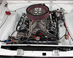"K&N 14"" spun air cleaner kit will work with 2-5/16"", 3"", 4"", 5"", and 6"" tall K&N filters"