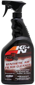 K&N Cleaner for Synthetic Media Air Filters