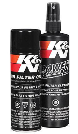K&N 99-5000 Air Filter Cleaning Kit