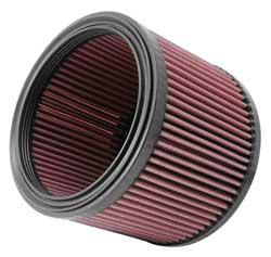 The K&N Arctic Cat Wildcat replacement air filter is an easy to install upgrade designed to provide increased performance, reusability, and long air filter service intervals