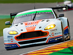Team Aston Martin Racing took its second 6 Hours of Spa win in the GTE Am class with the #98 Vantage GTE car