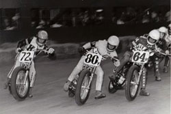 The class of 1972, three AMA Hall of Famers, Mike Kidd, Kenny Roberts and Gary Scott.