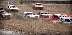 This is why K&N air filters are so important in off road racing.