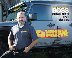 Greg Adler President & CEO of 4 Wheel Parts to be Undercover Boss
