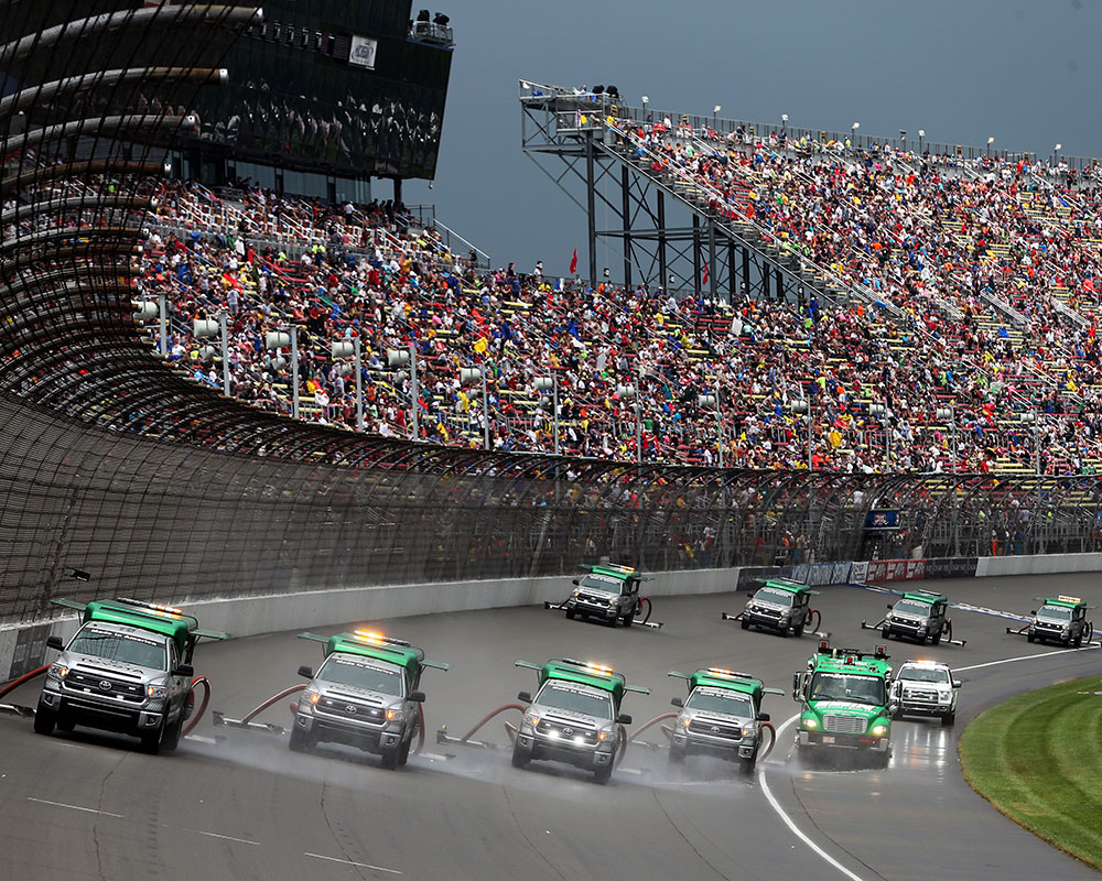 Nascar 174 Unveiled K Amp N Air Filters Equipped Air Titan Track