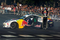 The K&N supported driver continued to advance the popularity of drifting throughout Eastern Europe in 2012