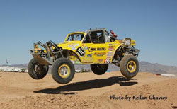 Although the Bluewater Desert Challenge course was rough, Alexander Motorsports' new ICON shocks proved to be bulletproof
