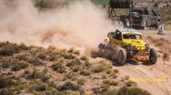 Steve Alexander's crucial decisions to press on were the deciding factor in his winning the 2012 BITD Silver State 300.