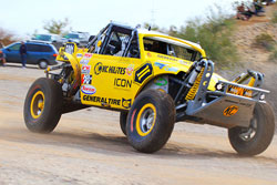 Alexander Motorsports recently celebrated a hard-earned victory at the Parker 425