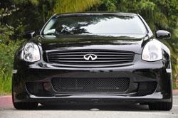Alf Serrato's Black Mamba G35 coupe