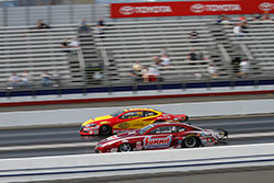 Greg Anderson second in the K&N Horsepower Challenge