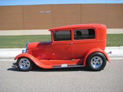 Anthony Leonards 1929 Ford Tudor Sedan