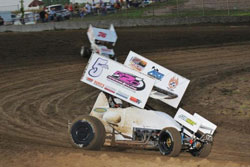 In 2012 Miranda Arnold finished the ASCS Warrior Region championship in 5th overall