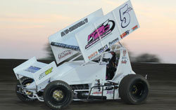 Miranda will race the 2013 ASCS schedule without her older sister Haley