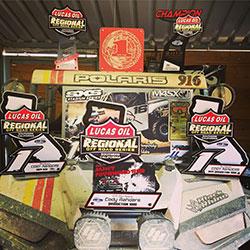 Cody Rahders racing awards