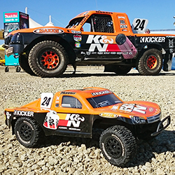 Bradly Morris was approached by Horizon Hobby about a special edition BME Motorsports ECX Torment SCT replica of his Pro Lite truck