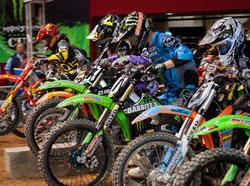 Team Monster Energy Babbitt's Kawasaki has expereinced a stellar season in the AMA Arenacross Championship Series.