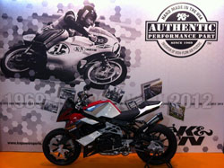 K&N and Bimota share a very similar business visions based on staying in the forefront of technical innovations