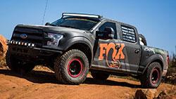 Brian Binkert's 2015 Ford F-150 FX4 Sport