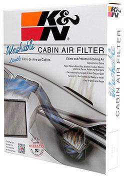 K&N Cabin Air Filter Box
