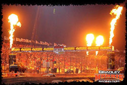 With pyrotechnics befitting his accomplishments, K&N's Bradley Morris won LOORRS rounds 9 and 10 at Glen Helen.