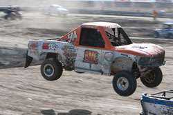 Twelve year old Bradley Morris from Perris, California raced for the first time at ten years old and finished in second place