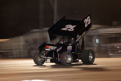 Eighteen-year-old, Brandon Hahn, has experienced thirty-six races during his rookie year, the most recent being the ASCS Short Track Nationals, at I-30 Speedway in Little Rock, Arkansas