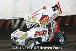 Brain Brown and his Racing team are anticipating a successful 2013 race season