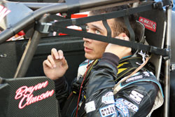 Bryan Clauson became the first driver to win consecutive Turkey Night Grand Prix races since Billy Boat from 1995 to 1997.