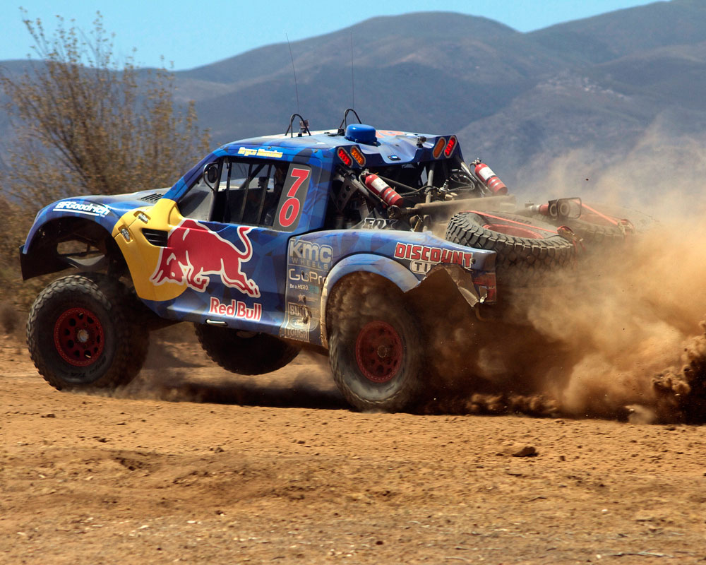 Menzies Motosports Conquer Baja In The Red Bull Trophy