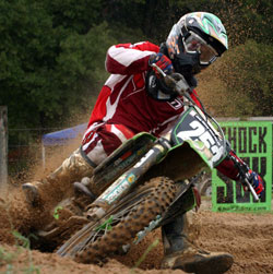K&N sponsored Aaron Smith finished ninth overall in a stacked 450cc Pro class.