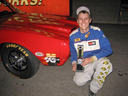 Burton Racing had their best year to date in 2010, with Brad winning two national events, a divisional, along with reaching the runner-up spot at another divisional.