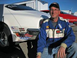 Scott Burton started racing Stock Eliminator back in 1998 in his '71 Firebird.