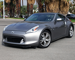 K&N air intake 69-7078TS can be bolted on to 2009-2014 Nissan 370Z 3.7L, 370Z NISMO, and Infinity G37 3.7L