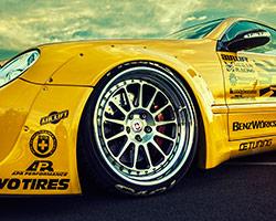Mercedes CLK-Class Toyo Tires