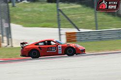 Curt Trawick in 2016 Porsche GT3 RS
