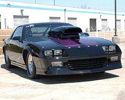 In 1985 Chevrolet introduced the IROC-Z Camaro inspired  by the International Race Of Champions