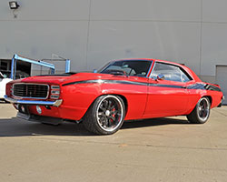Introduced in 1967 the Chevrolet Camaro has always been Chevy's answer to the popular Ford Mustang