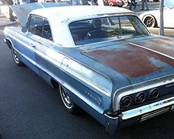 third generation Chevy Impala