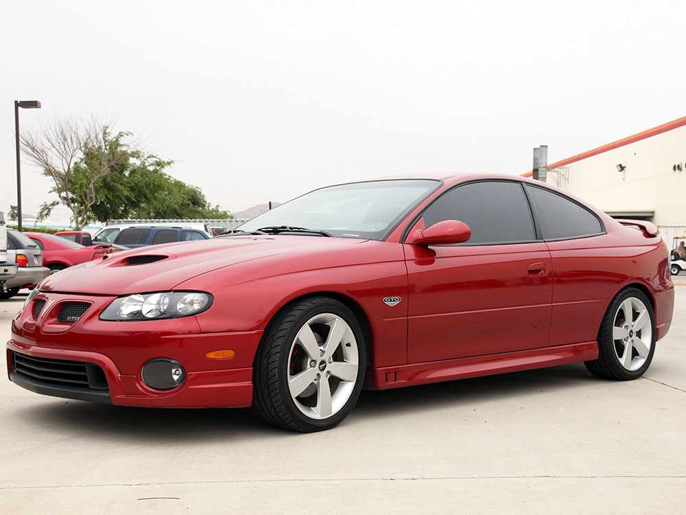 Simple Chevy Impala SS Pontiac G8 and GTO K&N Performance Upgrades
