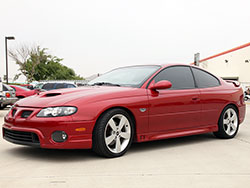 2004 Pontiac GTO was first powered by a 5.7-liter LS1 V8 capable of 350 horsepower
