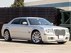 2005-2010 Chrysler 300 SRT8 can provide an easy performance K&N upgrade