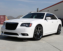 2012 Chrysler 300 LX Platform with 5.7 liter Hemi V8 Engine