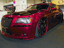 2012 the Chrysler 300 2.7L and 3.5L V6 engines were replaced by the 3.6L Pentastar V6