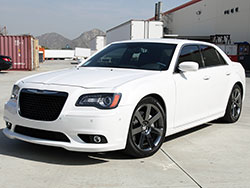 Second generation 300C and new 300S are available with a 5.7L Hemi V8 engine