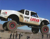 The K&N sponsored Deaknbuilt race team competes in the High Desert Racing Association series