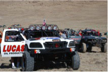Eduring the challenges of off-road racing is tough but K&N products help the Deaknbuilt race team reach the finish line