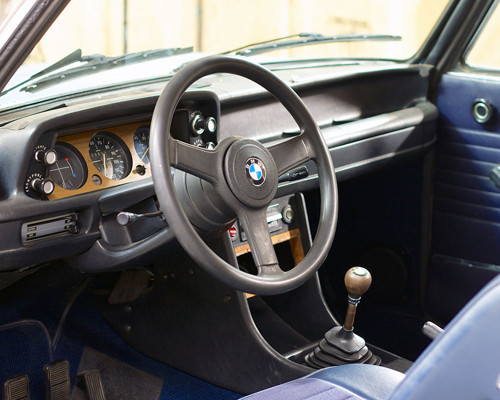 K N Filters Supports The Clarion Builds Classic 1974 Bmw 2002 Restoration Project