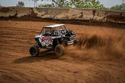 After a stellar 2013 season, Cody Rahders set the standard for the 2014 season during round one of the LOORS.